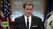 USA: Military aid to Bahrain will resume reveals State Deparment