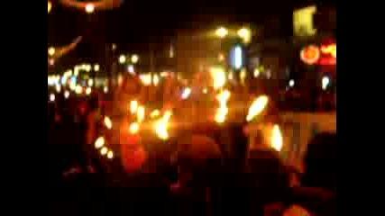 Протест В Защита На Рила От Застрояване