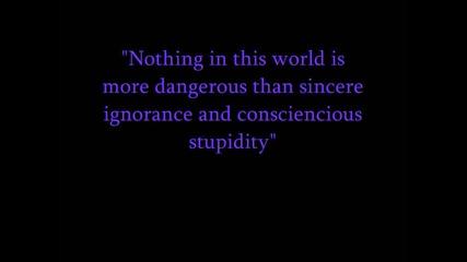Мартин Лутър Кинг - вдъхновяващи мисли (бг превод)