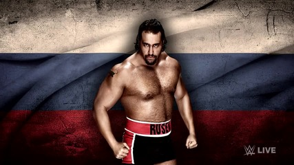 "Rusev New 2015 Theme Song - "" Dante's Teeth """