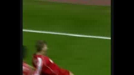 Inter - Liverpool 0:2 (gerrard)