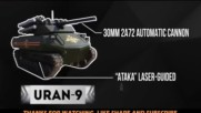Top 5 newest Russian weapons 1