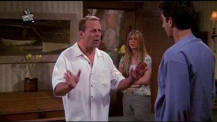 Friends / Приятели - Сезон 6 Епизод 22 - Bg Audio - | Част 2/2 |