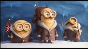 Minions First Official Trailer (hd) Минионите