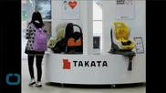 Takata Identifies at Least 400,000 Faulty Air Bag Parts