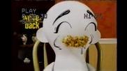 Cartoon Network - Gut - Busting Blockbusters (2 част)