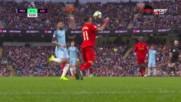 Ливърпул с едни гърди напред срещу Сити след дузпа