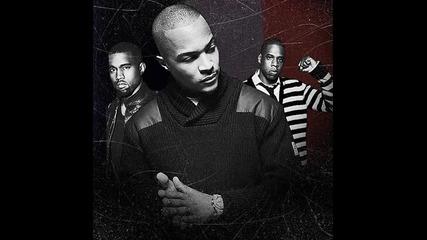 Jay - Z & Kanye West ft. T. I. - Niggas In Paris ( Remix )
