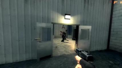 Луди фрагове на Counter Strike Source [ H D 720p ]
