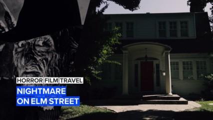 Horror Film Travel: Visit The Nightmare on Elm Street homes