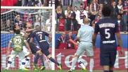 Ето го и голът на сезона в Франция,лига 1 !