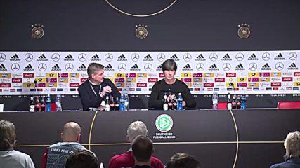Germany: Die Mannschaft triumph 3-0 over Russia in Leipzig