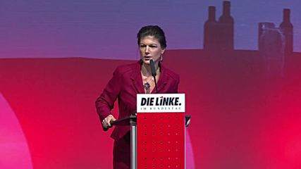 Germany: Europe 'is dismembering itself' - Die Linke conference discusses direction of Europe
