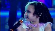 Малката Милена с големия глас