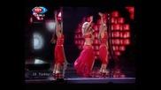 Песента която трябваше да спечели Hadise - Dum tek tek (евровизия 2009 Турция 4 Място Final) Превод