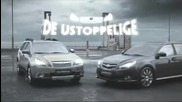 Subaru Legacy Outback T V commercial