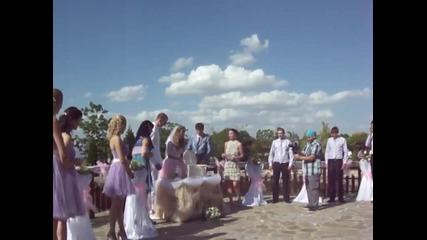 Бели гълъби за сватби и тържесъва