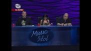 Music Idol 3 Втори Малки Концерти : Любимецът На Мария Се Хареса и На Публиката 17.03.2009