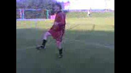 Футболистче
