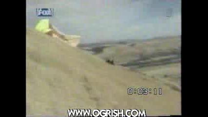 Парашутист - Удар В Земята