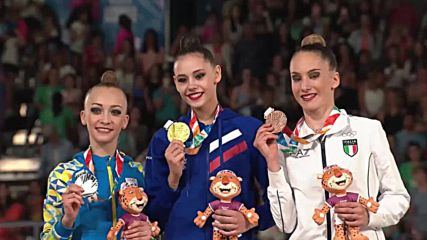 Argentina: Russia tops table in rhythmic gymnastics at Youth Olympics