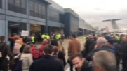 UK: London City Airport evacuated after 'chemical incident' - 2 hospitalised