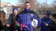 Ukraine: OSCE inspectors report ceasefire violation in Kominternovo