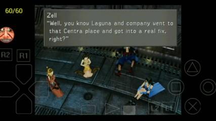 Final Fantasy 8 - част 34 - Обиколка на селцето