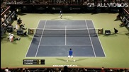 Roger Federer - a Mess Of a Machine