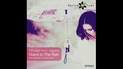 Flower feat Gayana Zakhari - Stand In The Rain 7 days mix