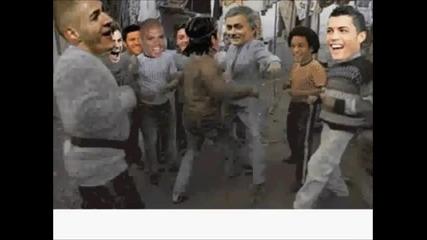 Вижте как се радваха в Мадрид след победата над Барса - Real after victory vs Barcelona