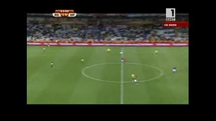 Япония - Камерун 14.06.2010 второ полувреме част 4