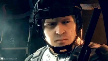 Crysis 2: The Wall Trailer [hd]