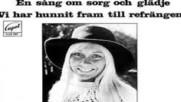 agnetha faltskog-en sang om sorg och gladje 1973
