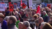 Netherlands: Thousands march against TTIP and CETA in Amsterdam