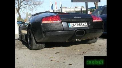 Lamborghini Murcielago в София
