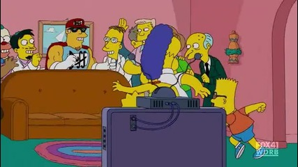 The Simpsons - Tik Tok