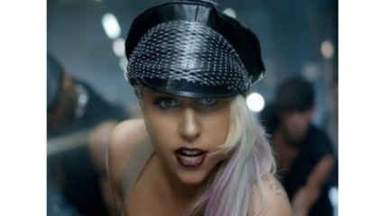 Lady Gaga - LoveGame (Оfficial video)