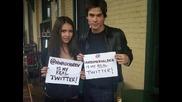 The Vampire Diaries - Nina Ian and Paul