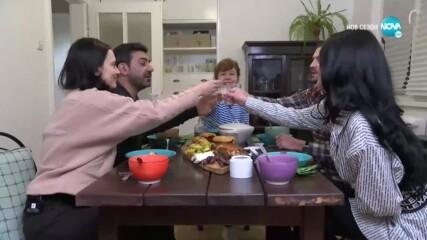 """Елена Бозова посреща гости в """"Черешката на тортата"""" (15.02.2021)"""