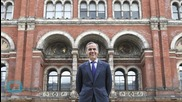Bank of England's Gov. Mark Carney Suggests an Interest Rate Rise