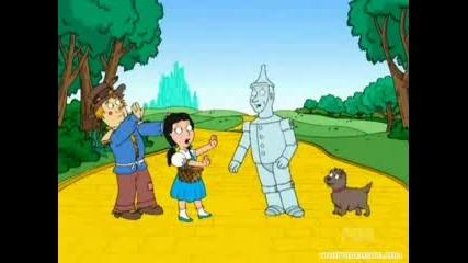 Family Guy - Тенекиения Човек