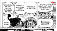 One Piece Manga - 818 Within the Whale