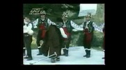 народни танци - коледари от Ямбол