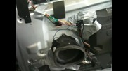 Bmw X5 New facelift-bm54 Professional-radio amplifer-ремонт