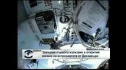 """""""Дискавъри"""" ще остане в орбита с един ден повече от предвиденото"""
