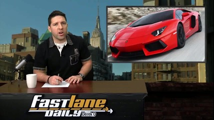 Stealth Jeep, Uk Cops Wreck Golf R, Lamborghini rumors, Rhys Millen goes Golfing, & Audi