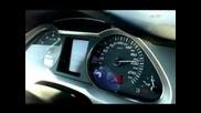 Audi s6 270км/ч