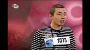 Music Idol 2 - 25.02.08г. - Кастинга В Русе - Христо Генков High Quality