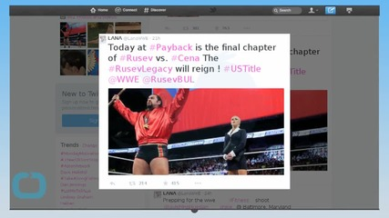 WWE 'Payback' Recap: Mad Men, Finally